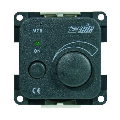 MCR variatore elettronico luci e ventole 12 V - 3 A grigio