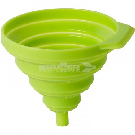 Imbuto pieghevole Fold Away Funnel verde