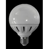 Lampada Globo Led G95 230Vac 18W Bianco Nat E27