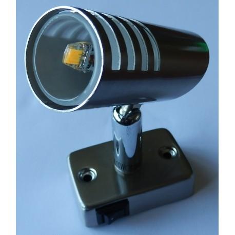 Faretto LED orientabile Zebra Mini