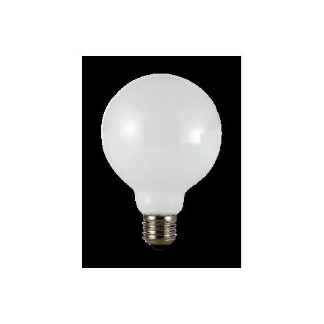Lampadina Led 230 V, vetro, 8 W, luce calda
