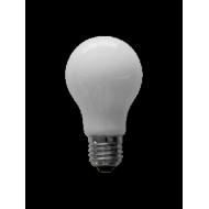 Lampadina led 230 V, vetro, 6 W, luce calda, base E27