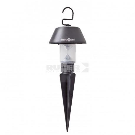 Picchetto lanterna Duplex