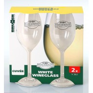 White Wine cuvèe set 2 pz