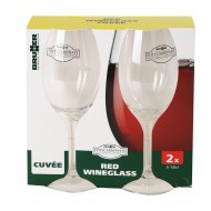 Red Wine Cuvèe, set 2 pz