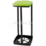 Pattumiera portasacco Bio Boy Compact verde