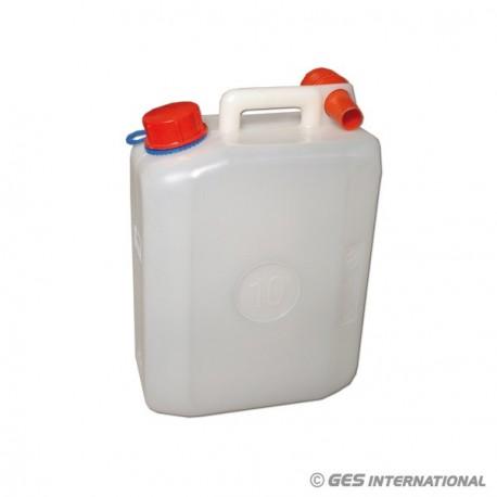 Tanica acqua potabile 10 L