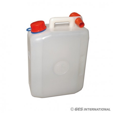 Tanica per acqua potabile 15 L