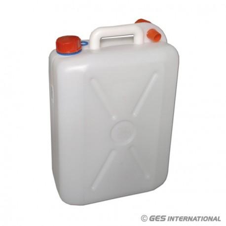 Tanica per acqua potabile 25 L