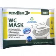 Coprisedile igienico WC-Mask (20 pz)