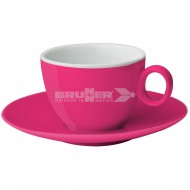 Tazza con piattino 25 cl