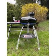 Barbecue a gas Carri Chef  2 BBQ 8910-20-EU 30mbar