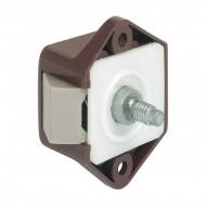 Mini Push Lock marrone