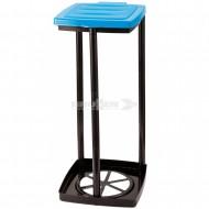 Pattumiera portasacco Bio Boy Compact blu
