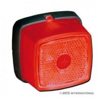 Segnal.ingombro 65x62x40 rosso