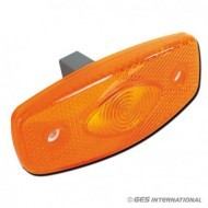 Segnal.ingombro 102x44x10 arancio