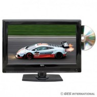 "TV LED 16"" combo DVD"