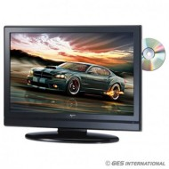 "TV LED 19"" combo DVD"