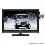 "TV LED 22"" combo DVD"