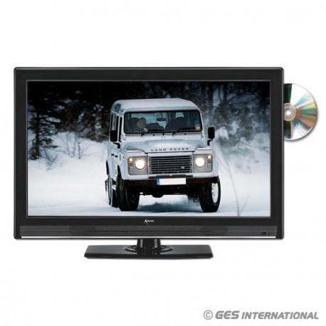 """TV LED 22"""" combo DVD"""