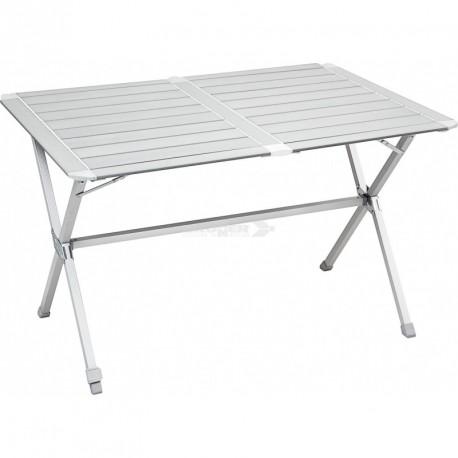 Tavolo Arrotolabile Campeggio E Outdoor.Brunner Tavolo Arrotolabile In Alluminio