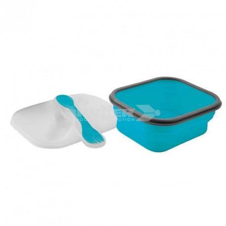 Snack Box 1,0l azzurro
