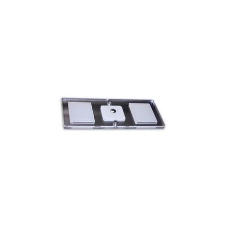 Plafoniera rettangolare a led 6,3 W