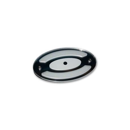 Plafoniera ovale a led 6,3 W