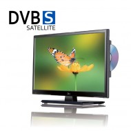 "TV led 16"" con lettore DVD"